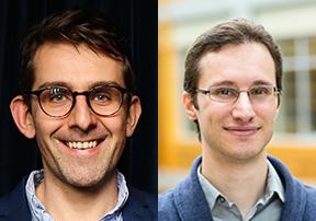 2019 Sloan Fellowships: Moritz Hardt and Sergey Levine