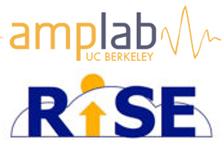 amplab and riselab logos