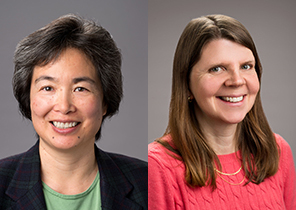 Prof. Tsu-Jae King Liu and Prof. Claire Tomlin
