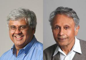 Professors Shankar Sastry and Pravin Varaiya