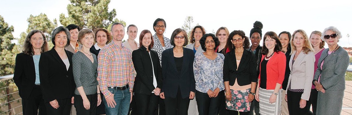 Women In Technology Roundtable group pictures
